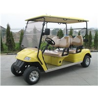 Gold supplier supply electric golf car