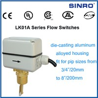 LK01A series liquid flow switch hot selling