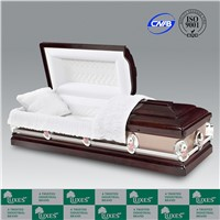 LUXES High Quality Funeral Wooden Caskets For Sale