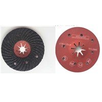 OEM grooved sand disc