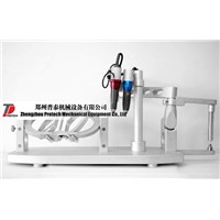 Protech economic manual lab dental milling machine for zirconia