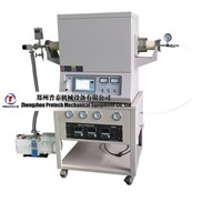 Protech high temperature lab vacuum tube furnace