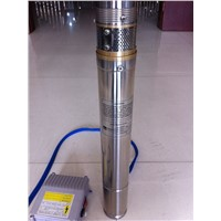 stainless steel submersible water pump deep well water pump high quality factory