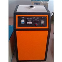 Protech metal melting furnace GM-6 for copper, brass, gold, silver, copper, platinum, etc