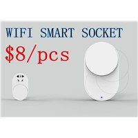 REMOTE CONTROL WIFI SMART SOCKET