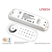 T1 2.4G LED touch controller led dimmer