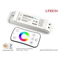 Wireless RF remote RGBW 4CH controller