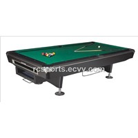 8ft luxury pool table