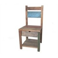 Antique Custom Wooden Chair Seats