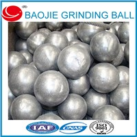 High quality forged steel grinding balls for cements, mines, coal