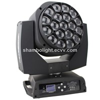 Hot sale big eyes 19pcs*15W LED Moving head stage lighting claypaky,China Big eyes