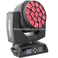 19pcs*15W Osram LED Moving head beam stage lightings CE,ROHS