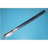 Komori42 wash up blade,11 holes,high quality replacement parts for Komori printing machine