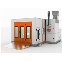 Spray Paint Booth, coating equipment