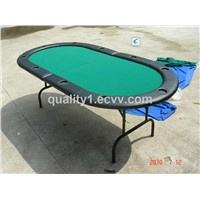 84'' Folding Leg Poker Tables