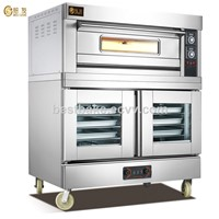 Electric Fermentation With Baking / Proofer With Baking Oven