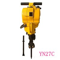 Gasoline Internal Mining Rock Drilling Handheld YN27C Rock Drill