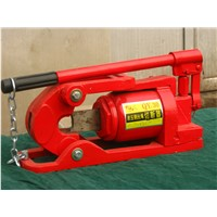 Hydraulic Steel Wire Rope Cutter Machine on Sale