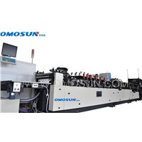 Three side sealing automatic bag making machine and packaging machine