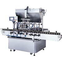 PET Bottle Olive Oil Filling Machine