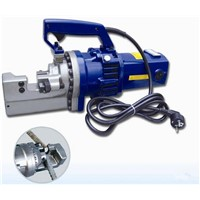 Portable hydraulic stainless steel bar cutting machine