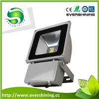 China supplier 80 watt led flood light with CE, LVD,EMC,ROSH, ISO9001 approved