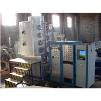 Intermediate frequency sputtering ion coating machine