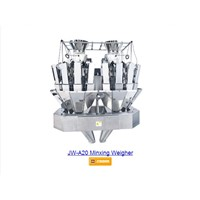 JW-A20 Multihead  mixing automatic combination weigher