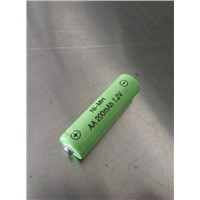Standard Batteries Rechargeable Ni-MH AA 200mAh 1.2V Recyclable Battery cell for pda MP3 MP4
