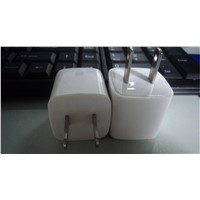 US Plug white color USB wall charger travel charger mobile phone adapter for Samsung HTC Motorola LG