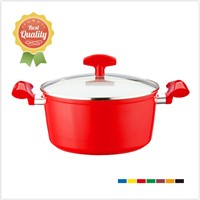 Forged Aluminum Nonstick Dutch Ovens