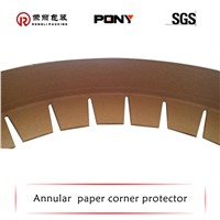 made in china packaging corner protectors fixed on pallets of goods