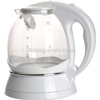 JLL-22 Plastic cordless electric kettle