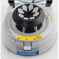 Three kinds of Speed Can Adjust Mini Centrifuge 4000rpm-7000rpm-10000rpm Microcentrifuge 100V-240V