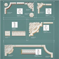 panel mouldings corners