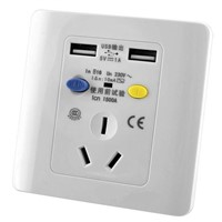 Residential Intelligent Control Smart Wifi Socket