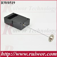 Retractable Pull Box Security/Retail security pull box