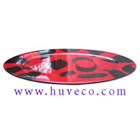 Traditional Vietnam Handmade Lacquer Dish LD026