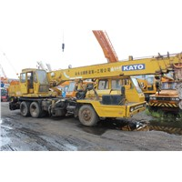 Used Original 25 Ton Kato  NK-250-III Used Crane for Sale, Used Crane, USED KATO CRANE