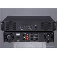 Two Channel Power Amplifier Fast Sell and Hot Sale for Wholesale