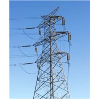 230kv power transmission tower