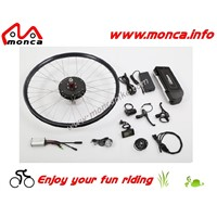 350W Brushless Motor Convenient Electric Bike Kits for Bicycle DIY