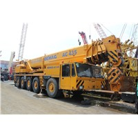 USED ORIGINAL DEMAG AC435 150TON MOBILE CRANE FOR SALE,USED DEMAG CRANE,MOBILE CRANE,TRUCK CRANE