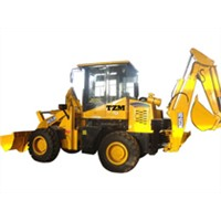 New towable backhoe with competitive price for sale WZ25-20