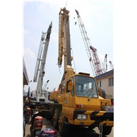 USED ORIGINAL TADANO TG452 HYDRAULIC MOBILE TRUCK,USED CRANE FOR SALE,USED HYDRAULIC MOBILE CRANE