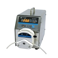 chemical dosing pump / peristaltic pump with speed control