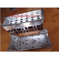 manual commericial stainless popsicle mold for popsicle machine with stick holder