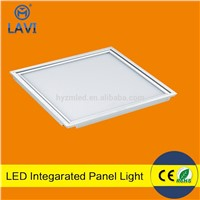 CE/ROHS square led panel lights 595x595 600x600mm for office hanging