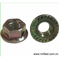 Heavy flange nuts DIN 6923