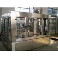 Juice Filling Machine (hot filling)